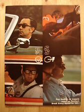 "1969 Pontiac ""Break Away Squad for '69"" Sales Catalog"