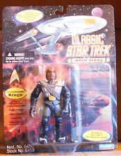 Classic Star Trek Movie Series Commander Kruge Playmates in Package
