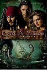 DVD Fluch der Karibik 2 Pirates of the Caribbean Kinofilm Kino Film Johnny Depp