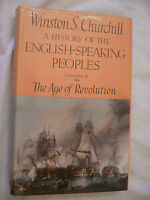 Winston Churchill.A History of The English-Speaking Peoples.Vol.III.1st Edition