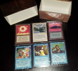 MTG COLLECTOR'S EDITION - SEALED CARDS