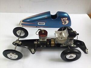 Mc Coy Railton Jr Tether Race Car Well Known