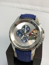 Ed Hardy Men's Watch Blue Dragster DR-BL0379