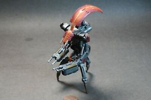 """Star Wars Droideka 3.75"""" 2004 No Weapons Destroyer Droid"""