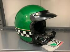 AGV RP60 Cafe Green Racer Size Small