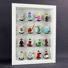 CAJA PARA FIGURAS Vitrina de colección Lego Serie 8827 MINIFIGURAS 6