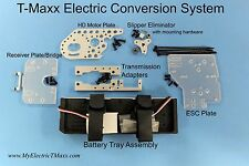 TMC2 T-Maxx Electric Conversion  HD Motor Plate tmaxx emaxx traxxas