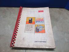 FIDIA CNC MANUAL CNC11/30BCD-A02 -B02 CNC11/30BCA-A02 -B02 COPY MILL