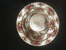 Royal Albert Old Country Roses, 5-Piece PLACE  SETTING