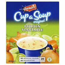Batchelors Cup a Soup Original Golden Vegetable - 20pkts