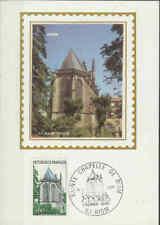 Frankrijk FDC Carte 1971 (028) - Chapelle de Riom