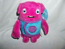 """DREAMWORKS THE MOVIE HOME 6"""" SOFT PLUSH DOLL CHARACTER-OH BOOV-PINK"""