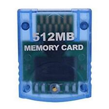 512MB Memory Card Compatible for Nintendo Wii /Gamecube Gc Console System Y8F9