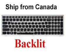 Keyboard for Lenovo ideapad U510 Z710 - US Backlit T6B1-US 25205669 25211292