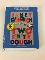 Two for the Dough by Janet Evanovich (2006, CD, Abridged)