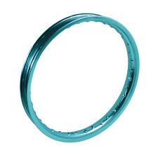 Cerchione 1,50x16 Turchese Azzurro Orologio F simson S51 KR51 schwalbe S50 S53