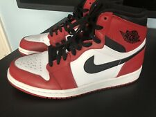 buy online 8d7c0 3be4a 2013 Nike Air Jordan 1 Retro High CHICAGO 9.5 VNDS OFF WHITE x THE TEN