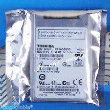 "100% OK MK1633GSG TOSHIBA 160 GB 1.8"" 5400 RPM 16 MB micro-SATA mSATA HDD"