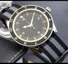CRONOGRAFO AUTOMATICO LUSSO OROLOGIO UOMO JAMES BOND SPECTRE 007 NATO SEA MASTER