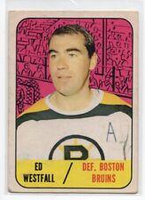 1X RON MURPHY 1967 68 Topps #100 VG+ BOSTON BRUINS 67-68