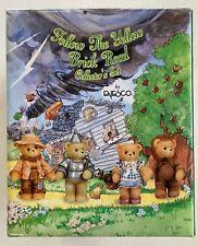 "Cherished Teddies 1998 Wizard of Oz ""Follow The Yellow Brick Road"" Enesco 476501"