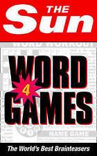 The Sun Word Games Book 4: Bk.4, Sun, The, Very Good Book