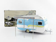 GREENLIGHT COLLECTIBLES - 1/24 - CATOLAC DEVILLE TRAVEL TRAILER - CARAVANE 1964