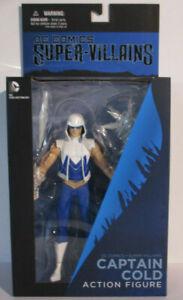 Captain Cold   DC Comics Super-Villains   DC Collectibles Figur 17cm
