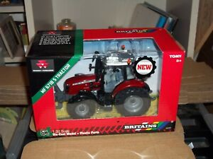 BRITAINS   43235 MASSEY FERGUSON 6718S TRACTOR    NEW BOXED