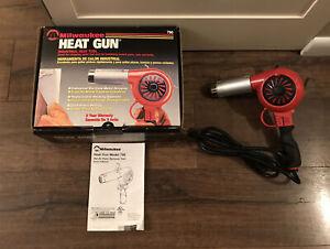 NOS Genuine Milwaukee OEM Model 750 Heat Gun Paint Stripping Tool Made in USA