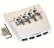 Hipshot Nickel/Brass Bass Bridge for Rickenbacker/Ric® 4001/4003 5RK400N-BRASS