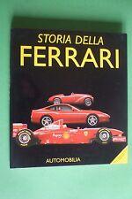STORIA DELLA FERRARI  A CURA DI BRUNO ALFIERI 1998 AUTOMOBILIA