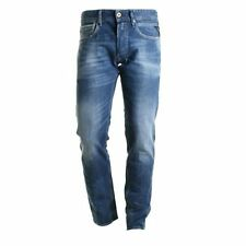 Replay Cotton Classic Fit, Straight Regular Jeans for Men