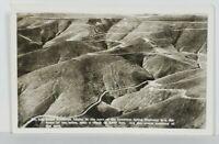 Lewiston Idaho Spiral Highway View RPPC Postcard N20