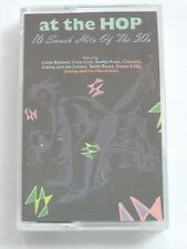 At The Hop - Hits Of The 50's - Cassette Album - Used Good