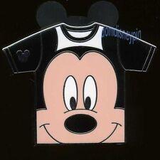 Disney Pin WDW 2011 Hidden Mickey Collection *T-Shirt* Series - Mickey (11)!