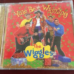THE WIGGLES - YULE BE WIGGLING - 27 CHRISTMAS THEMED TRACKS - *FREE STD POST*