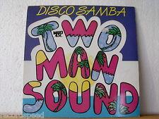 "★★ 12"" Maxi - TWO MAN SOUND - Disco Samba (Complete Disco Version) RKM FRANCE 76"