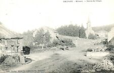 Reproduction photo d'une carte postale de Grupont-Mirwart