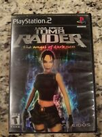 Lara Croft: Tomb Raider - The Angel of Darkness (Sony Playstation 2, PS2) CIB