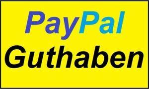 60 € PayPal Guthaben ✅ BLITZVERSAND ✅