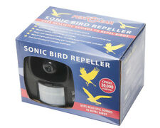 ELECTRONIC Bird Sonic Pest Repeller Pestclear