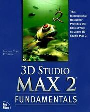 3D Studio Max 2 Fundamentals by Larry Minton and Michael T. Peterson (1997, CD-…