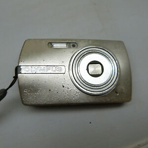 NICKEL STORE:  OLYMPUS STYLUS 710 DIGITAL CAMERA (FOR PARTS/NOT TESTED) V1