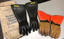 Lineman's Electrician Kunz Insulated & Rubber Gloves