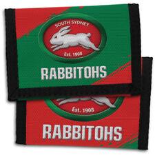 98209 South Sydney Rabbitohs Nrl Team Logo Kids Nylon Wallet Gift Idea