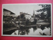ROVILLE-DEVANT-BAYON  :  Le Petit Canal.