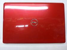 "Rojo Dell Inspiron 1750 17.3"" tapa de cubierta superior de la pantalla LCD Trasera Carcasa Trasero 05 hkny"