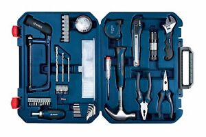 Bosch all-in-One Metal 108 Piece Hand Tool Kit Multi Use for all household Work
