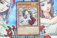 Yugioh Triamid Dancer TDIL-EN027 1st Edition Common